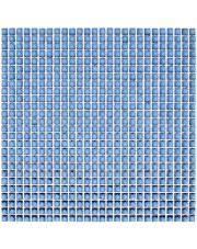 MOZAIKA DIAMOND VIVID BLUE SMALL 30X30