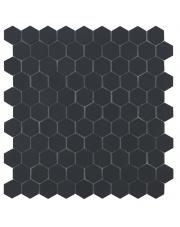 MOZAIKA NORDIC MATT BLACK 903 HEX 31,7x30,7