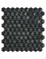 MOZAIKA NORDIC MATT BLACK 903/D HEX 31,7X30,7