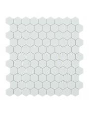 MOZAIKA NORDIC WHITE MATT 910 HEX 31,7X30,7