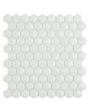 MOZAIKA NORDIC MATT WHITE 910/D HEX 31,7X30,7
